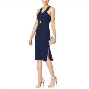 NWT BCBGENERATION BLUE DRESS